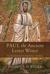 Omslag - Paul the Ancient Letter Writer