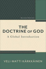Omslag - The Doctrine of God