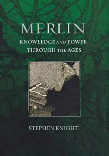 Merlin av Stephen Knight (Innbundet)