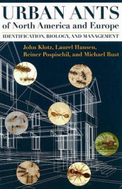Urban Ants of North America and Europe av Laurel D. Hansen, John H. Klotz, Reiner Pospischil og Michael Rust (Heftet)