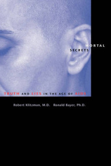 Mortal Secrets av Robert Klitzman og Ronald Bayer (Heftet)