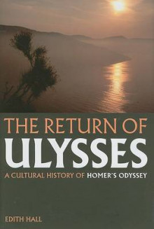 The Return of Ulysses av Edith Hall (Innbundet)