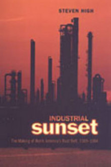 Industrial Sunset av Steven High (Innbundet)