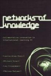 Networks of Knowledge av Joy Fitzgibbon, Janice Gross Stein og Richard Stren (Innbundet)