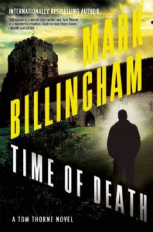 Time of Death av Mark Billingham (Innbundet)