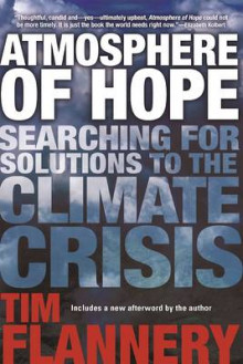 Atmosphere of Hope av Tim Flannery (Heftet)