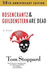 Omslag - Rosencrantz and Guildenstern Are Dead