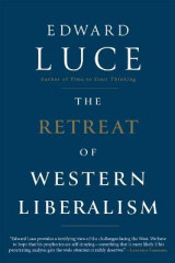 Omslag - The Retreat of Western Liberalism