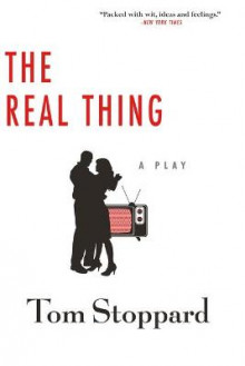 The Real Thing av Tom Stoppard (Heftet)