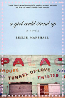 A Girl Could Stand Up av Leslie Marshall (Heftet)