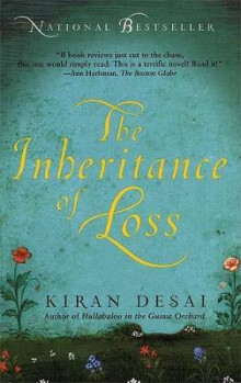 The Inheritance of Loss av Kiran Desai (Heftet)