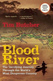 Blood River av Tim Butcher (Heftet)