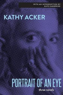 The Portrait of an Eye av Kathy Acker (Heftet)