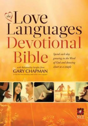NLT Love Languages Devotional Bible HB av Gary D. Chapman (Innbundet)