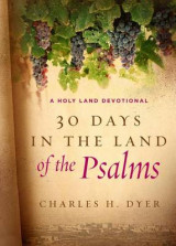 Omslag - 30 Days in the Land of the Psalms