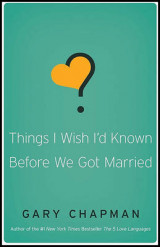 Omslag - Things I Wish I'd Known Before We Got Married