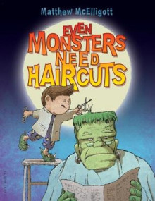 Even Monsters Need Haircuts av Matthew McElligott (Heftet)