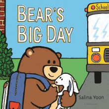 Bear's Big Day av Salina Yoon (Innbundet)