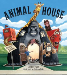 Animal House av Candace Ryan (Innbundet)
