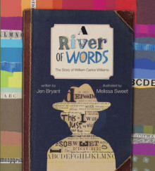 A River of Words av Jen Bryant (Innbundet)