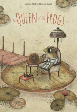 Omslag - The Queen of the Frogs