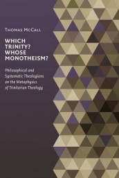 Which Trinity? Whose Monotheism? av Thomas H. McCall (Heftet)