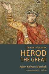 Omslag - The Many Faces of Herod the Great