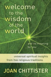 Welcome to the Wisdom of the World and its Meaning for You av Joan Chittister (Heftet)