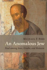 Omslag - An Anomalous Jew