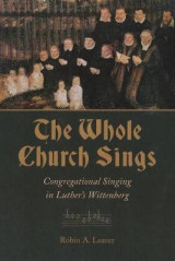 Omslag - The Whole Church Sings