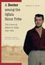Omslag - A Doctor among the Oglala Sioux Tribe