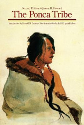 The Ponca Tribe av James H. Howard (Heftet)
