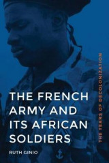 Omslag - The French Army and its African Soldiers