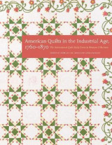 Omslag - American Quilts in the Industrial Age, 1760-1870