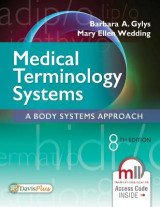 Omslag - Medical Terminology Systems, 8e