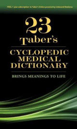 Omslag - Taber's Cyclopedic Medical Dictionary
