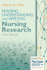 Omslag - Reading, Understanding, and Applying Nursing Research