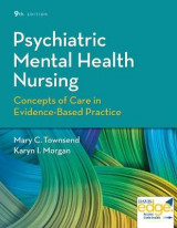 Omslag - Psychiatric Mental Health Nursing 9e