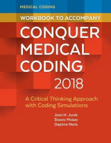 Omslag - Wb to Accompany Conquer Med Coding 2018