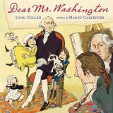 Omslag - Dear Mr. Washington
