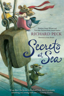 Secrets at Sea av Richard Peck (Innbundet)