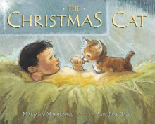 The Christmas Cat av Maryann Macdonald (Innbundet)
