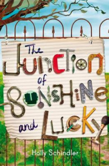 The Junction of Sunshine and Lucky av Holly Schindler (Innbundet)