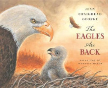 The Eagles Are Back av Jean Craighead George (Innbundet)