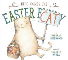 Here Comes the Easter Cat av Deborah Underwood (Innbundet)