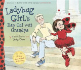 Omslag - Ladybug Girl's Day Out with Grandpa
