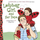 Omslag - Ladybug Girl and Her Papa