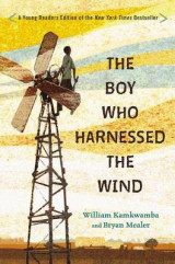 Omslag - The Boy Who Harnessed the Wind