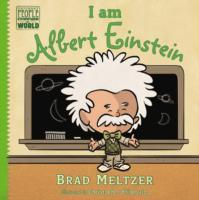 I am albert einstein av Brad Meltzer (Innbundet)