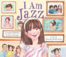 I am Jazz av Jessica Herthel, Jazz Jennings og Shelagh McNicholas (Innbundet)